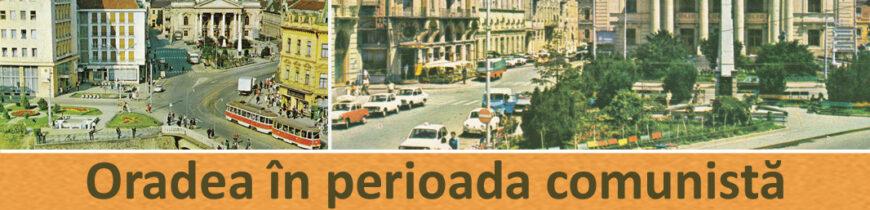 Expozitie foto: Oradea in perioada comunista