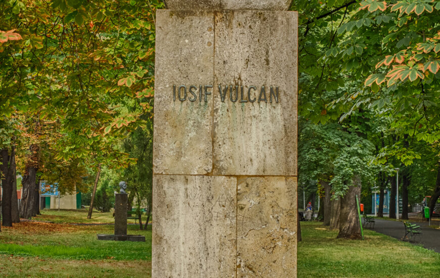 Statuia Iosif Vulcan