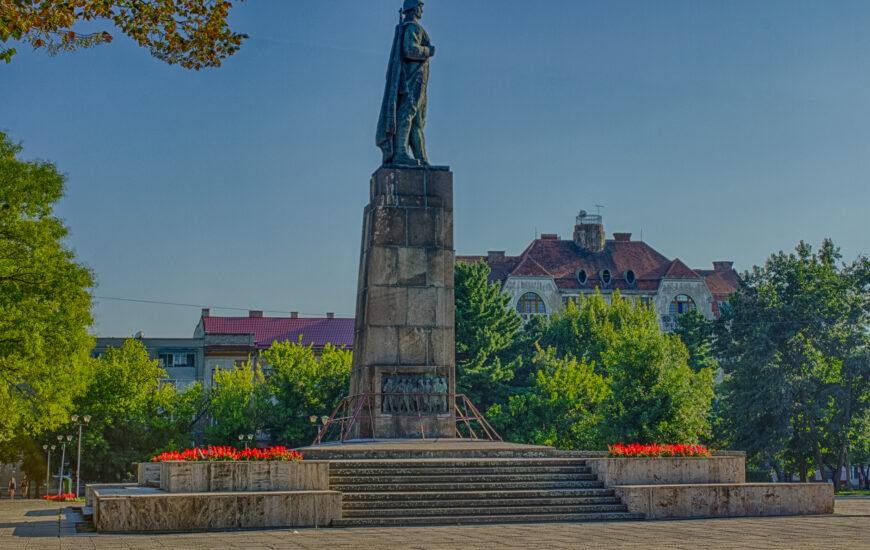 Statuia Soldatului Necunoscut