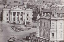 Vedere spre Teatrul de Stat