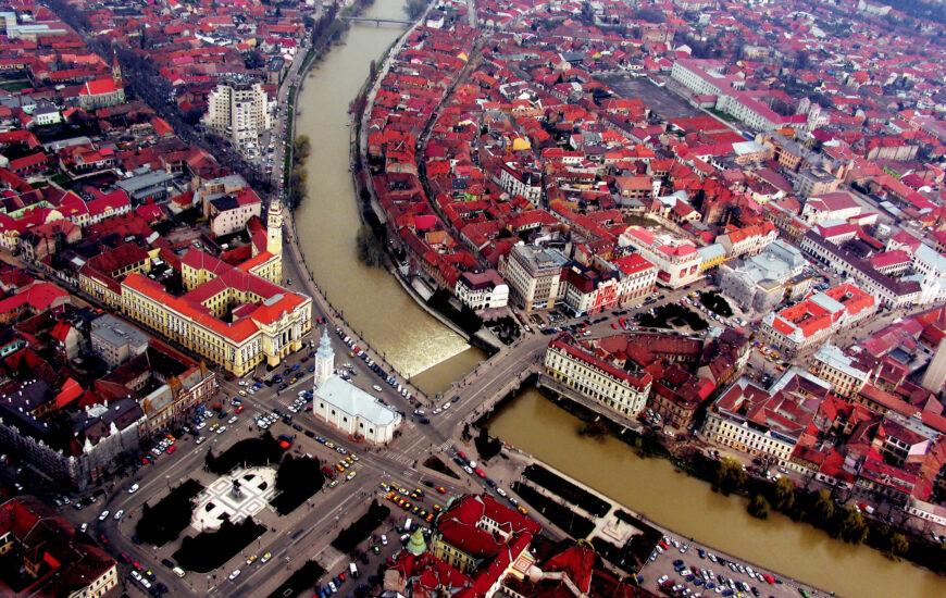 Centrul istoric, Piata Unirii si Piata Ferdinand