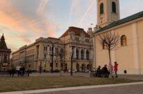 """Primăria Oradea și Biserica Romano-Catolică """"Sfântul Ladislau"""""""