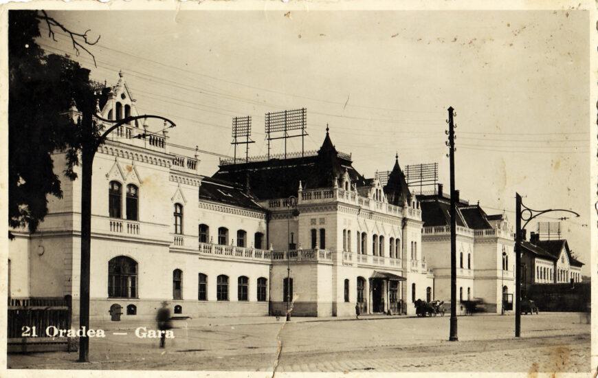 Gara Centrala in perioada interbelica