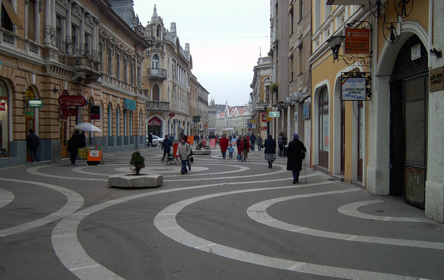 Strada Republicii, 2003