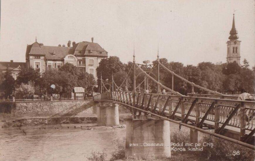 Podul mic peste Crisul Repede